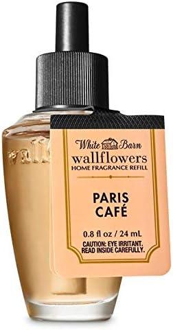 【Bath&Body Works/バス&ボディワークス】 ルームフレグランス 詰替えリフィル パリスカフェ Wallflowers Home Fragrance Refill Paris Cafe [並行輸入品]