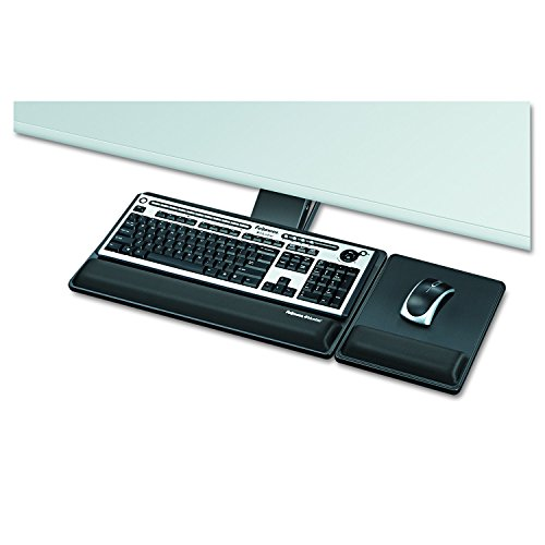 Fellowes Designer Suites Premium Keyboard Tray (8017901) by Fellowes