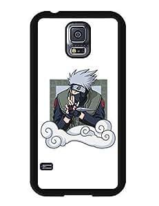 Case Cover Deidara's Shop Discount Customized Naruto Logo Cartoon Image Galaxy S5 Anti-Scratch Case Cover for Samsung Galaxy S5 I9600 5289533M230730930