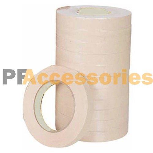 15 Rolls 60 FT General Purpose Masking Tape 0.7