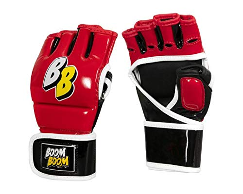 Title Boxing Boom Boom Bomber Youth MMA Gloves