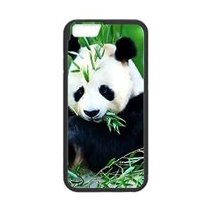 "Iphone6 Plus 5.5"" 2D DIY Hard Back Durable Phone Case with Panda Image"