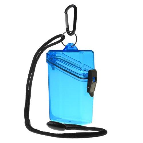 Witz Keep it Clear Waterproof Sports Case, Blue
