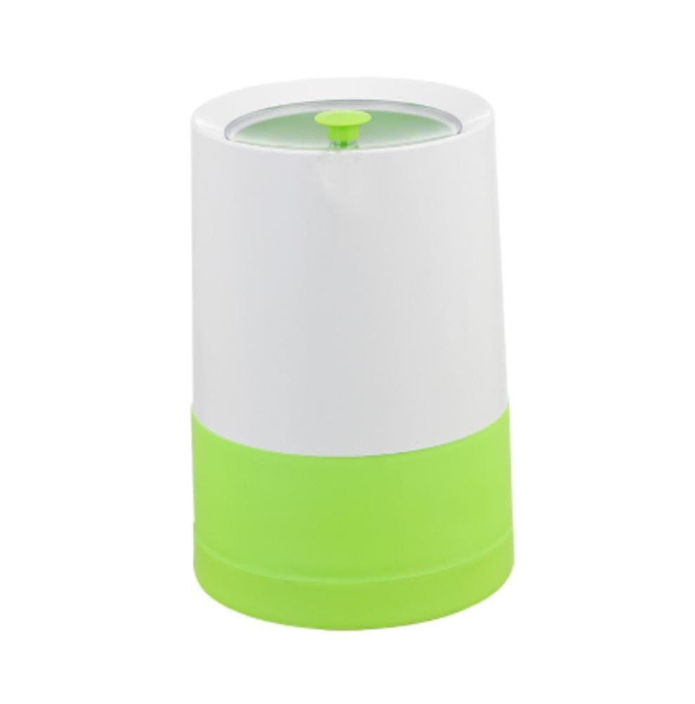 YUSHI Cubo de Basura Cubo Cubo Cubo de Basura de plástico de Doble Capa Bolsas de Basura Creativas Invisible Barriles de Almacenamiento Hogar Cocina Sala de Estar Cubo de Basura, L 3d9c8c