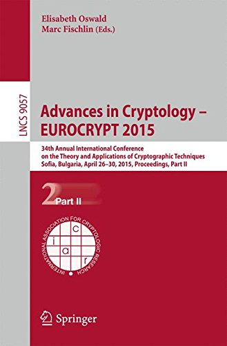 Advances in Cryptology – EUROCRYPT 2015: 34th Annual International Conference on the Theory and Applications of Cryptographic Techniques, Sofia. Part II (Lecture Notes in Computer Science) - Lightweight Differential
