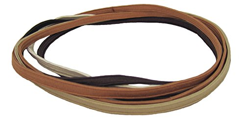 mia-thin-elastic-headbands-bra-strap-style-great-for-pulling-back-hair-off-face-6-total-2-dark-brown