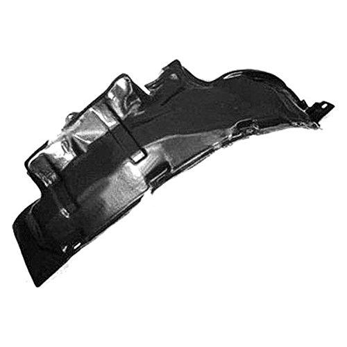 Genuine Nissan Parts 64838-9N00A Passenger Side Front Fender Splash Shield