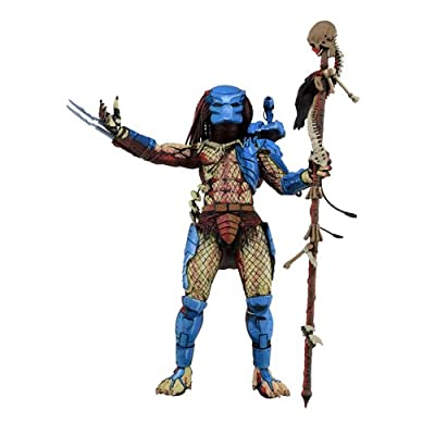 "NECA Dark Horse Comic Book 7"" Predator Action Figure: Toys & Games"