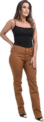 Fashion Xpression Brown Jeans Fashion Donna Xpression Jeans xUEFqw5pF4
