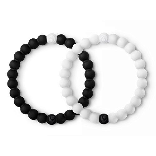 Lokai Black & White Bracelets by Lokai