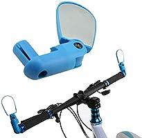 LKXOOD Bicicleta Espejo con Cuello de Cisne Espejo retrovisor para ...