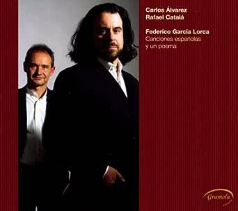 Garcia Lorca: Canciones Españolas antiguas - Catala: Musica para ...
