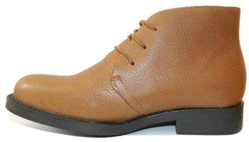 Anatomic & Co. - Botas Chukka de cuero mujer marrón - marrón
