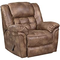 ComfortMax Furniture 1299815 Metcalfe 129 Power Rocker Recliner