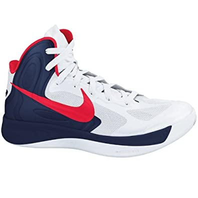 buy online eef08 c222f Nike Hyperfuse Mens Basketball Trainers 525022 105 Sneakers Shoes (UK 15 US  16 EU 50.5