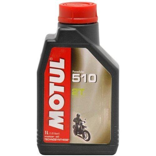 Motul 101459 / 104030 510 2t premix synthetic blend 4-liter (101459 / 104030) by Motul