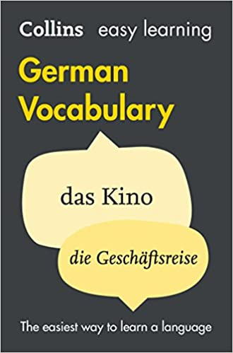 Amazon easy learning german vocabulary collins easy learning amazon easy learning german vocabulary collins easy learning german german edition ebook collins dictionaries kindle store fandeluxe Image collections