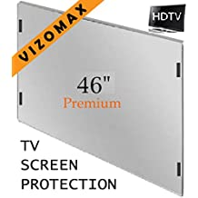 46 inch Vizomax TV Screen Protector for LCD, LED & Plasma HDTV