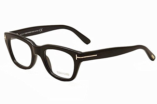 Tom Ford FT5178 Eyeglasses-001 Shiny - Men Glasses Tom Reading Ford