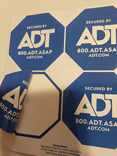 ADT Signs New Stake and Stickers by ADT Security (Image #4)