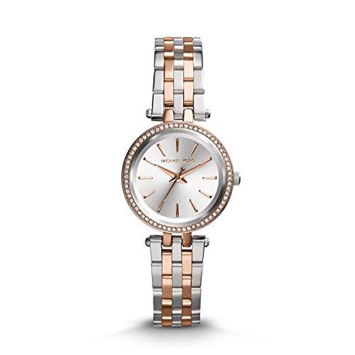 (Michael Kors Women's Darci Two-Tone Watch MK3298)