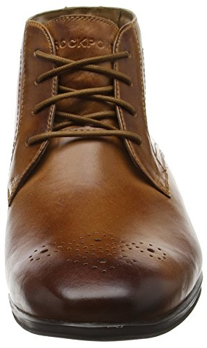 Rockport Style Connected Chukka - Botines Hombre Marrón - marrón (Cognac)