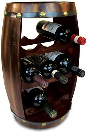 Puzzled Alexander Wine Rack