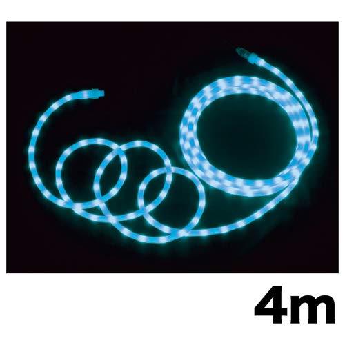 デンサン LEDソフトネオン(乳白ロッドタイプ) PR-E340W-04BB   B07HQSTKKX