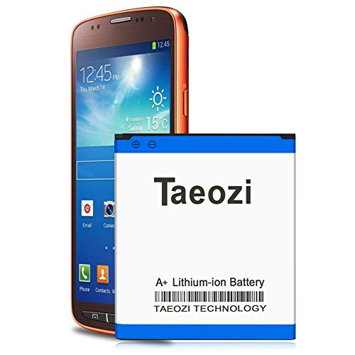 Galaxy s4 Active Battery, 【Upgraded】 3000mAh Li-ion Replacement Battery for Samsung Galaxy S4 IV i9500, i9505,Sprint S4 SPH-L720, AT&T S4 SGH-I337, Verizon S4 SCH-I545,T-Mobile S4 SGH-M919, US Ce