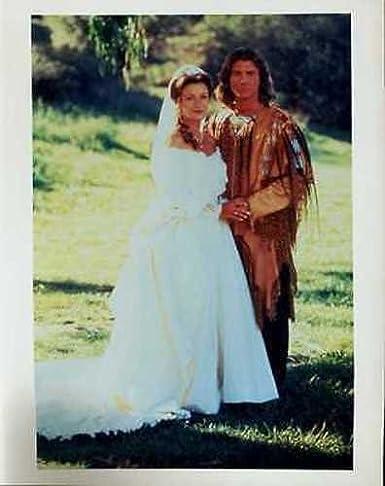 Jane Seymour Joe Lando Dr  Quinn 8x10