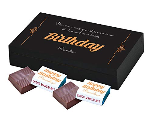 Birthday Gift For GF 6 Chocolates Amazonin Grocery Gourmet Foods