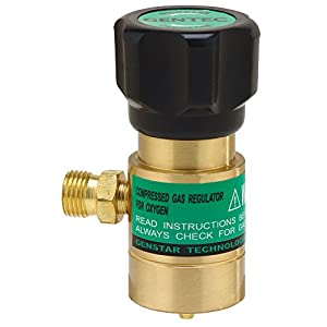 GENTEC GRST-X Compressed Gas Regulator