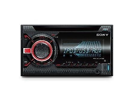 Sony WX800UI.EUR - Reproductor de CD/MP3 para Coche (tamaño 2DIN ...