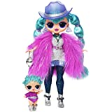 L.O.L Surprise! O.M.G. Winter Disco Cosmic Nova Fashion Doll & Sister