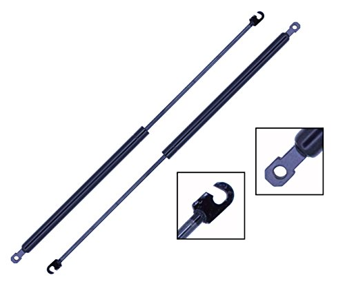 2 Pieces (SET) Tuff Support Trunk Lid Lift Supports 1993 To 1997 Volvo 850 Sedan Only