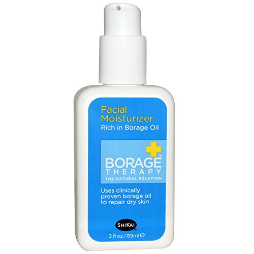 - ShiKai Borage Therapy Facial Moisturizer, 3-Ounce (Pack of 2) (Packaging May Vary)