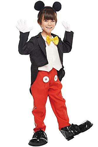 Disney Mickey Mouse Costume -- Boy's L -
