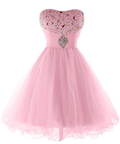 TOSKANA BRAUT - Vestido - Noche - para mujer Rosa