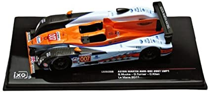 Amazon Com Ixo 1 43 Lmm208 Aston Martin Amr One 007 C Klein D