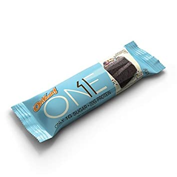 ISS Oh Yeah One Bar Protein Riegel Chocolate Birthday Cake 1 X 60 G