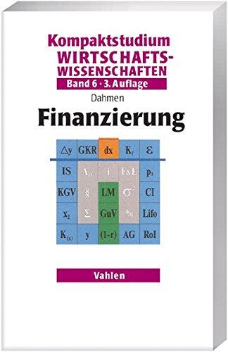 Kompaktstudium Wirtschaftswissenschaften, Band 6