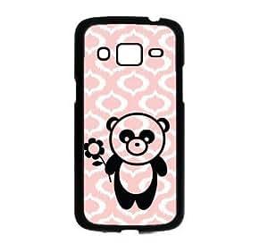 Be A Panda Baby Pink Ikat Hipster Samsung Galaxy Grand 2 G7106 Case - Fits Samsung Galaxy Grand 2 G7106