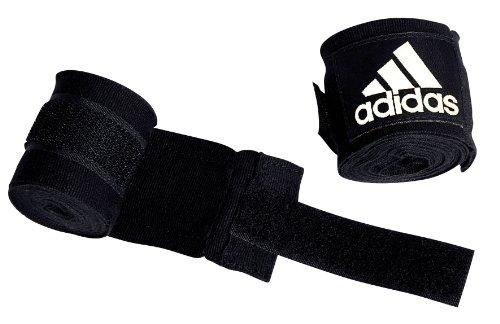 adidas Bandage Boxing Crepe, black, 5 x 2,55 cm, ADIBP03-BK-25