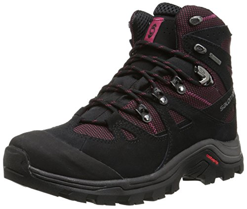 Salomon Women's Discovery GTX Backpacking Shoe,Bordeaux,10 B US by Salomon
