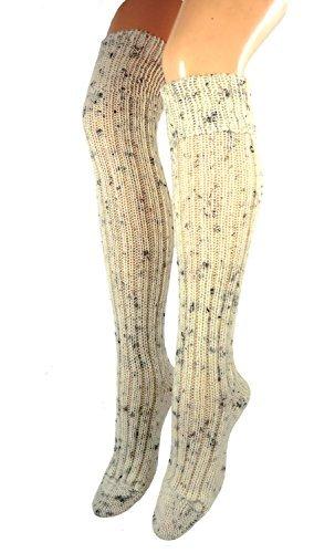Oktoberfest Kniebundhosen Strümpfe Trachtenkniestrümpfe