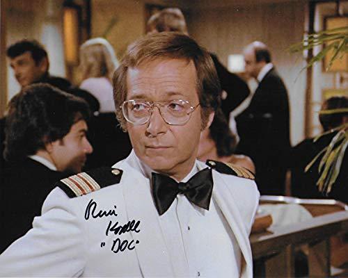 Bernie Kopell Love Boat #6 Original Autographed 8X10 Photo