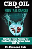 CBD OIL FOR PROSTATE CANCER: Effective Home