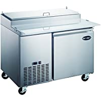 PICL1 50 One Door Refrigerated Pizza Prep Table