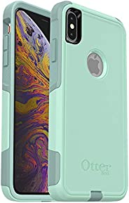 OtterBox COMMUTER SERIES Case for iPhone Xs Max - Retail Packaging - OCEAN WAY (AQUA SAIL/AQUIFER)