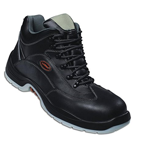 RuNNex chaussures de sécurité s3 5301 teamStar bottillons «bGR 191, noir, noir, 5301